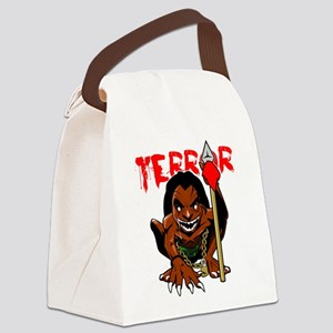 Terror Canvas Lunch Bag